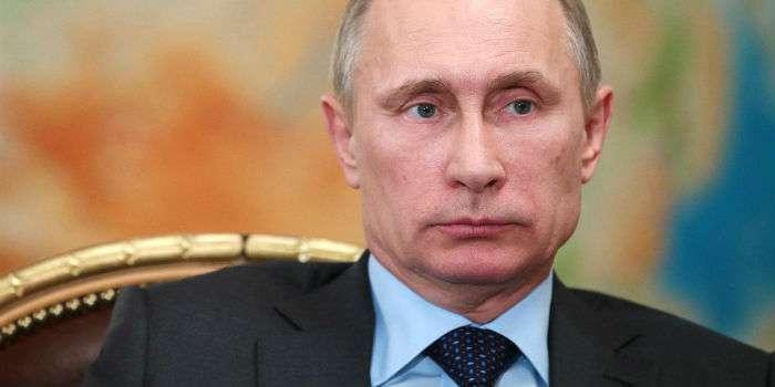 Manifestor Vladimir Putin